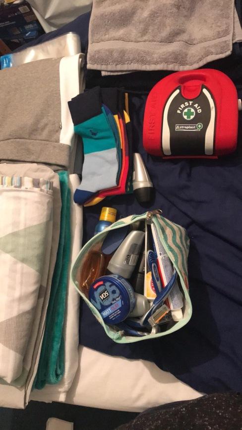 packing denmark